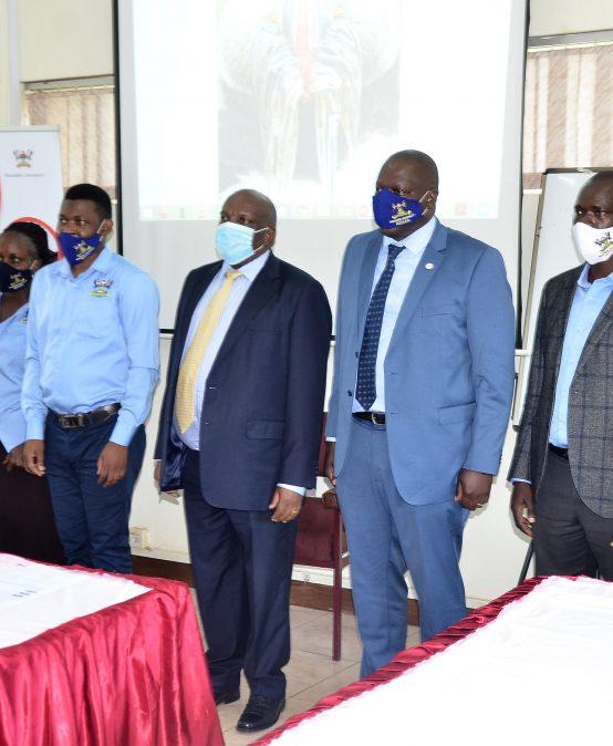 A Framework for the Establishment of Community Multipurpose Telecenters in Karamoja Sub-Region