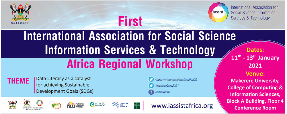 1st IASSIST AFRICA CONFERENCE