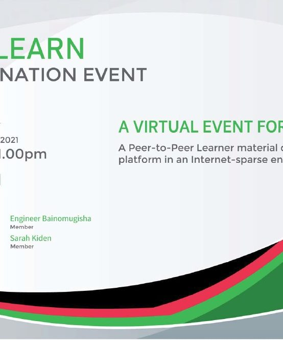 PEERLEARN DISSEMINATION AND LAUNCH