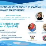 Maternal Mental Health in Uganda – Pathways to Resilience