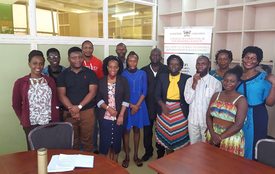 EAST AFRICAN SCHOOL OF LIBRARY AND INFORMATION SCIENCE (EASLIS) SEND SIX UNDERGRADUATE STUDENTS TO THE UNIVERSITY OF BORAS